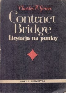 Goren Charles H. - Contract Bridge. Licytacja na punkty.